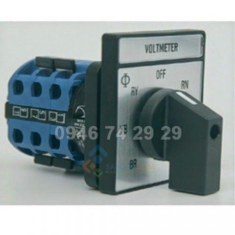 Công tắc tủ điện AS chuyển mạch Ampere TP16-SP61325 Select-India