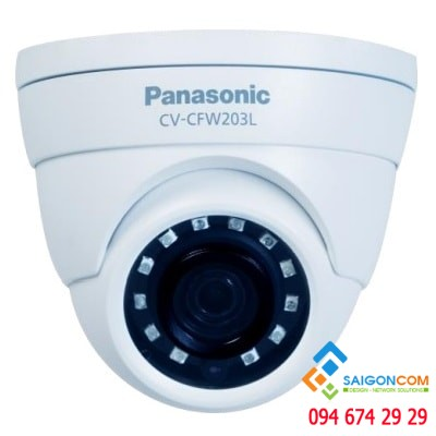 Camera Panasonic 2MP CV-CFW203L