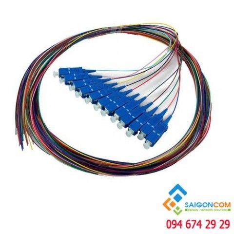 Dây nối quang 0.9, dài 1,5m, Simplex SC/UPC (Dây hàn SC- 1.5M )
