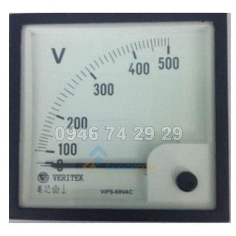 Đồng hồ đo điện dòng 69AAC-300A- 96x96 - Select-India