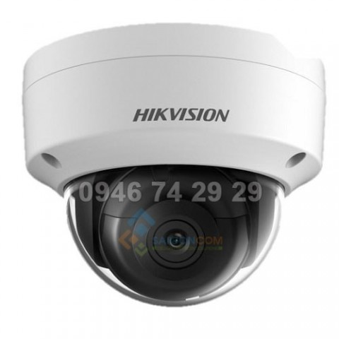 Camera IP Dome hồng ngoại 2.0 Megapixel HIKVISION DS-2CD2125FHWD-IS