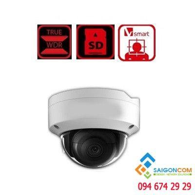 Camera IP HD 5.0 Mp hồng ngoại HDS-2152IRAH