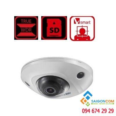 Camera IP 4.0 Mp hồng ngoại HDS-2543IRA