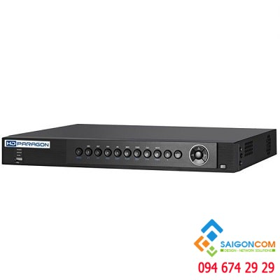 Đầu ghi hình 4 kênh Hybid TVI-IP HDS-H7604IP-TVI