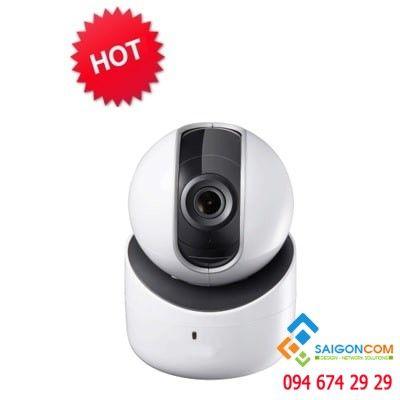 Camera IP robot 2.0 Mp xoay 4 chiều hồng ngoại HDS-PT2021IRPW