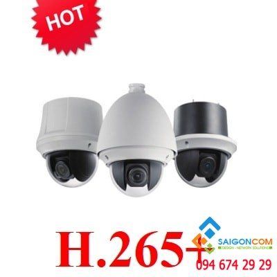 Camera Speed dome 2MP zoom 25X HDS-PT5225H-DN