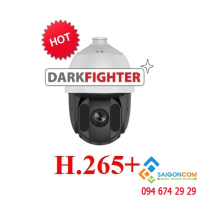 Camera Speed dome 2MP Zoom 25X HD HDS-PT7225IR-A