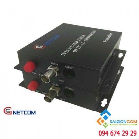 Bộ chuyển đổi quang video 1 kênh 720/960P AHD/CVI/TVI