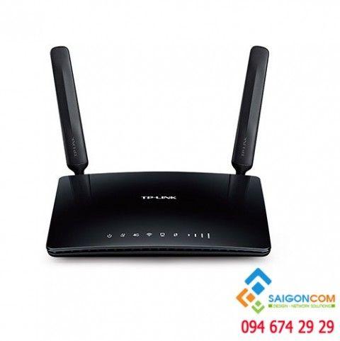 Router Wi-Fi 4G LTE chuẩn N tốc độ 300Mbps