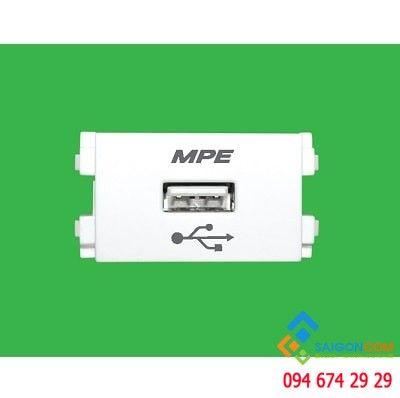 Ổ cắm sạc USB DC 5V MPE - A60