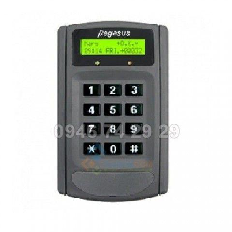 Đầu đọc thẻ cảm ứng PP-6750V, kiểm soát thẻ ra vào