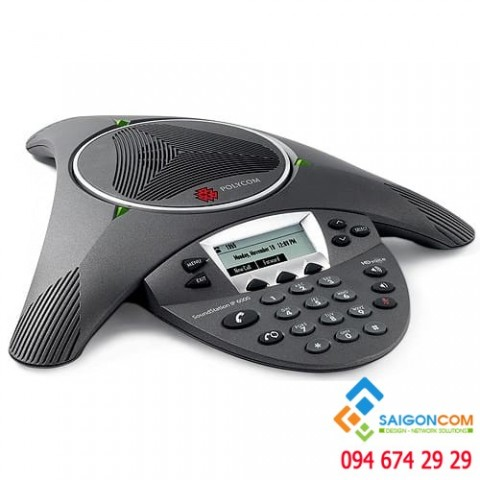 Điện thoại SoundStation IP 6000