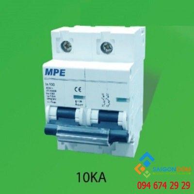 Cầu dao tự động MCB 2 pha 10KA