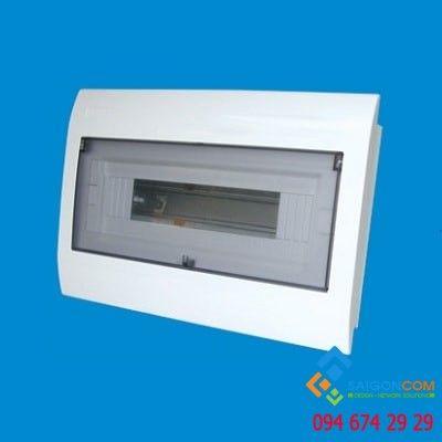 Tủ điện âm tường chứa MCB 11-14 cực Series T