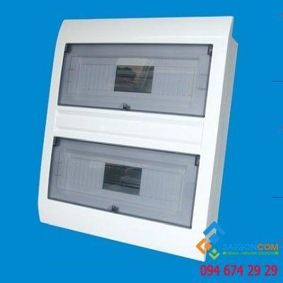 Tủ điện âm tường chứa MCB 33-40 cực Series T