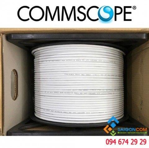Cáp mạng Cat 6A - Commscope 1859218-2- chính hãng