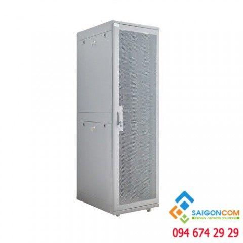 """Tủ Comrack19"""" 32U D600 - H1580x D600xW600 dùng trong nhà"""