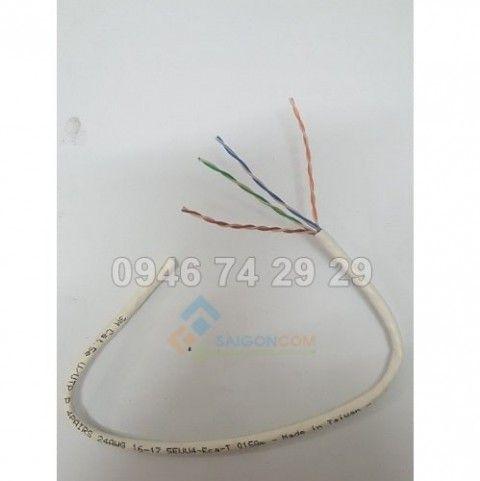 Cáp mạng 3M  UTP Cat5  4P x2x 24 AWG