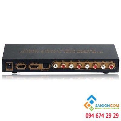 Bộ chuyển đổi âm thanh HDMI LPCM 7.1 kênh