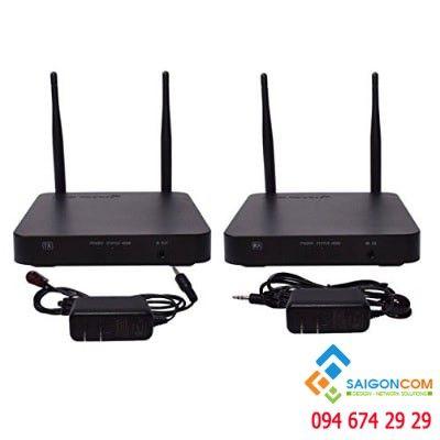 Thiết bị thu phát kết nối HDMI không dây xa 100m (2.4G/5G) 1080p