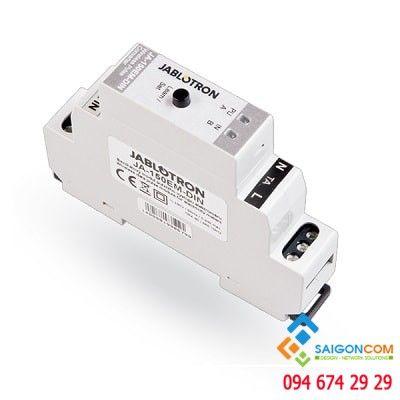 Module  không dây cho đầu ra xung của một đồng hồ điện JA-150EM-DIN