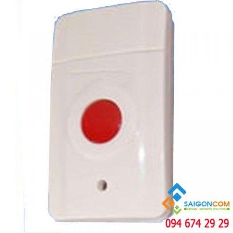 Nút nhấn khẩn có dây được thiết kế bẳng nhựa