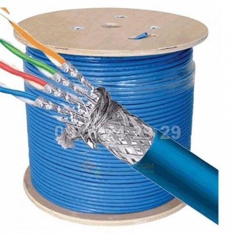 Dây cáp mạng CAT7 SFTP AMP