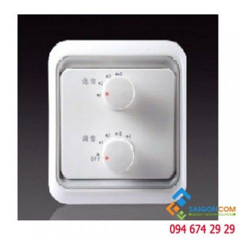 Bộ chiết áp chỉnh âm lượng xoay 4 vị trí không có vị trí tắt 60859-50 Simon