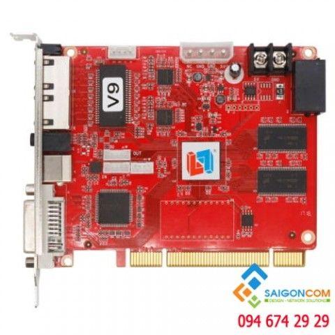 Card  điều khiển phát led Module V9- dùng màn hình led P5