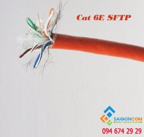 Dây cáp mạng Super Link  Cat6E SFTP