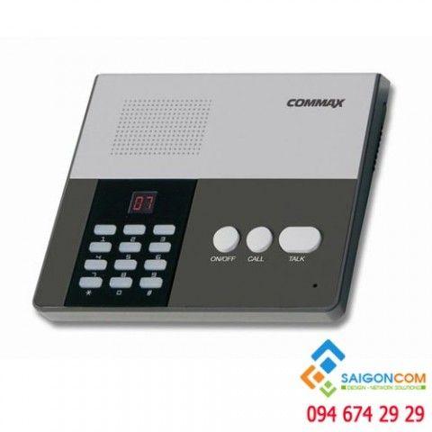Điện thoại liên lạc nội bộ  INTERCOM  COMMAX CM-810