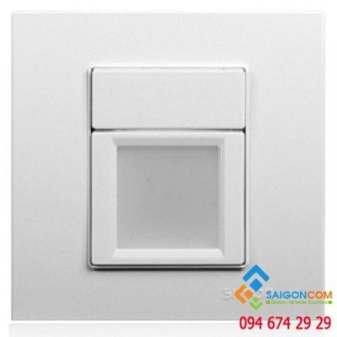 Đèn báo LED màu vàng 2W V59802 Simon