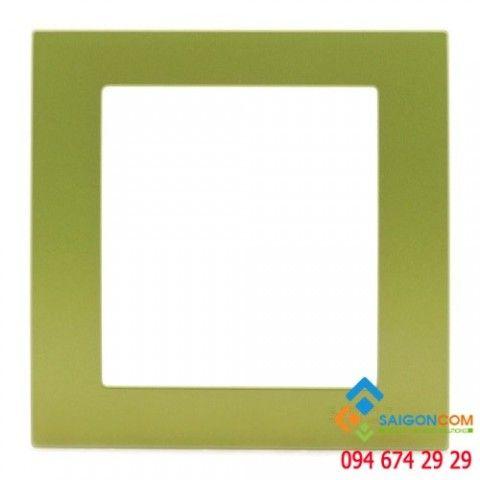 Khung cho ổ cắm , màu xanh lá  V5902-59 Simon