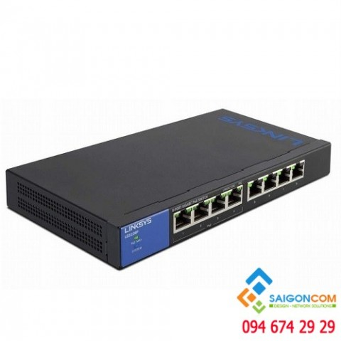 Switch LINKSYS LGS116P-AP 16ports