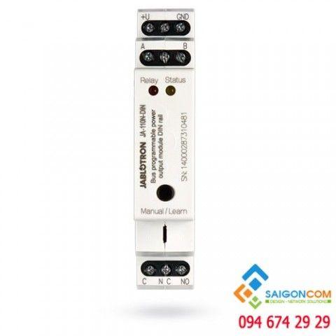 Module đầu ra điện DIN có dây JA-110N-DIN