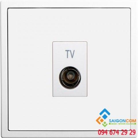 Module ổ cắm TV có chống nhiễu 705114 Simon