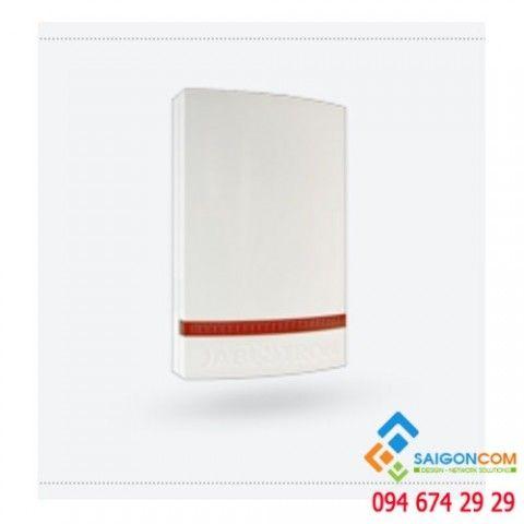 Nắp nhựa bảo vệ cho còi báo động - vỏ trắng đèn đỏ JA-1X1A-C-WH