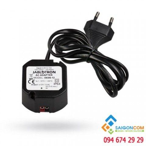 Nguồn điện DE06-1212V / 0.5A