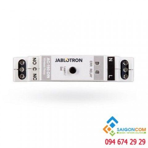 Rơ le điện đa chức năng không dây cho lắp đặt DIN-rail
