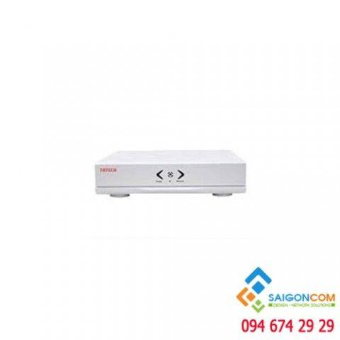 Đầu ghi hình HD (5 in 1) TBTECH TB-5104-LN 4 kênh dành cho camera 1.0 ,1.3 và 2.0 Mp