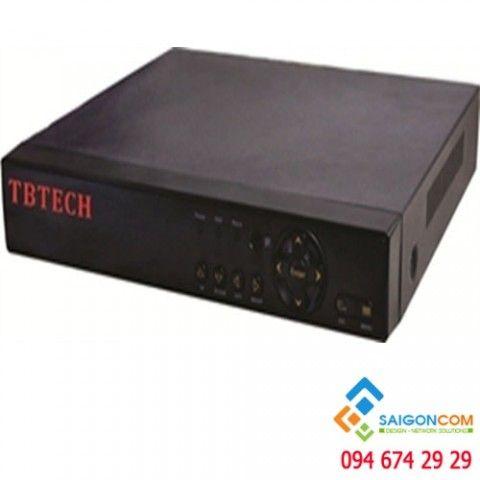 Đầu ghi hình NVR 4 kênh hỗ trợ camera IP 2.0MP