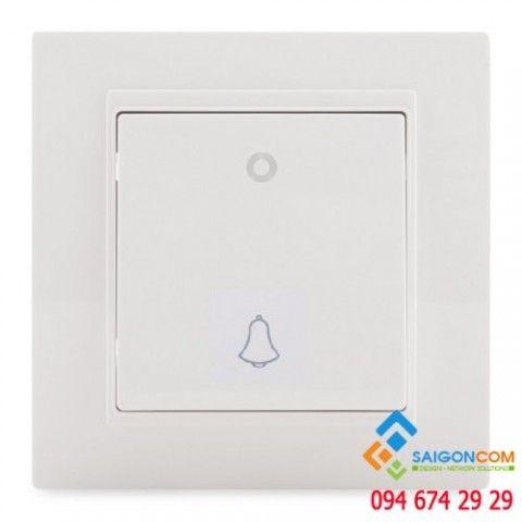 Công tắc nút nhấn chuông cửa có đèn LED DV59305 Simon
