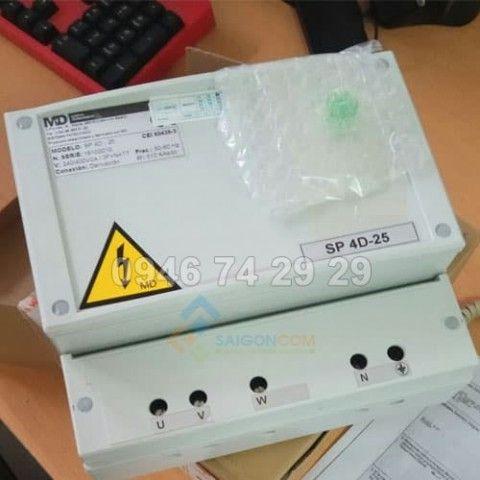 Tủ cắt lọc sét nguồn điện 3P , chịu sét đánh thẳng, khả năng thoát sét 60kA/pha