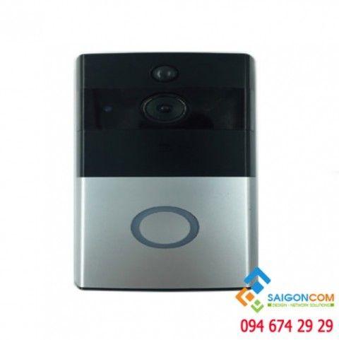 Chuông cửa màn hình thông minh kết nối wifi thông báo qua điện thoại SDB01
