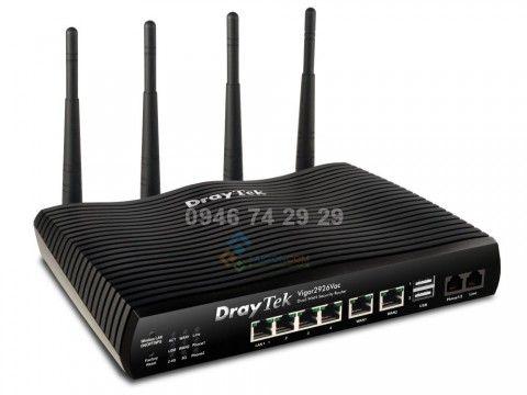Router wifi draytek 2926- Dual-WAN Firewall VPN