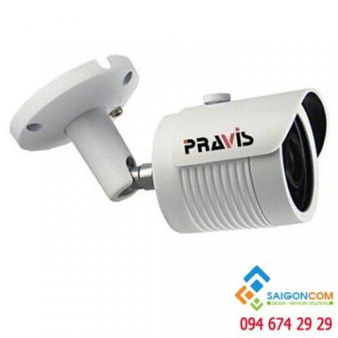 Camera Pravis IP  503SVU2 dạng thân nhỏ 2.0 Mega Pixels
