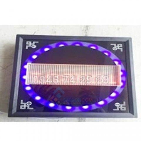 Hộp Đèn LED cho Cổng Xếp 290x50x290