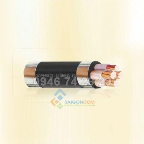 Dây cáp điện Daphaco mềm CXV 3x16+1x10