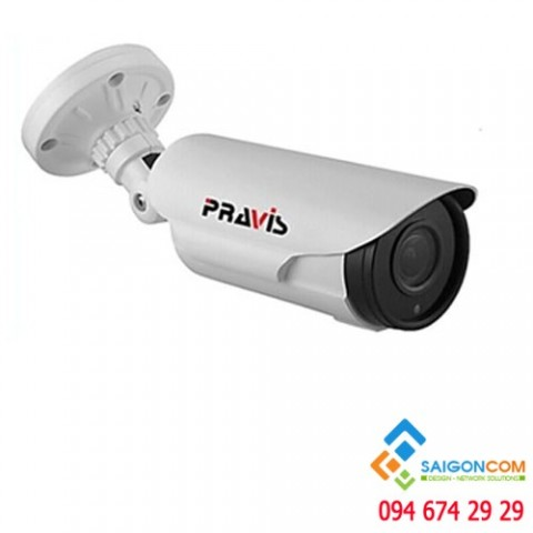 Camera Pravis IP   PNC-505VU2 dạng thân lớn 2.0 Mega Pixels