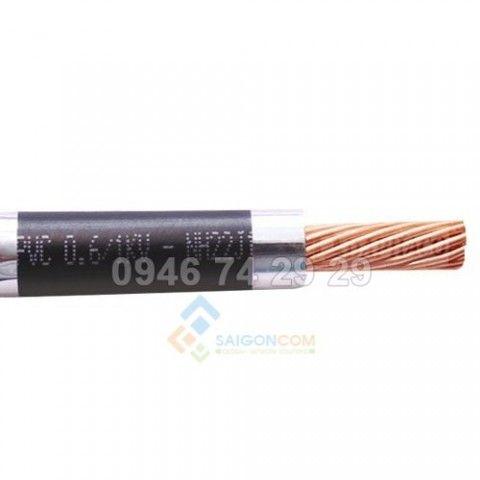 Dây điện Daphaco 1 lõi CXV120  ruột đồng cách điện PVC